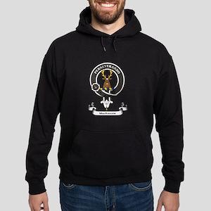 Badge-MacKenzie [Cromarty] Hoodie (dark)